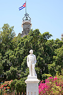 Monumento a Carlos Manuel de Céspedes, Havana Vieja, Cuba.
