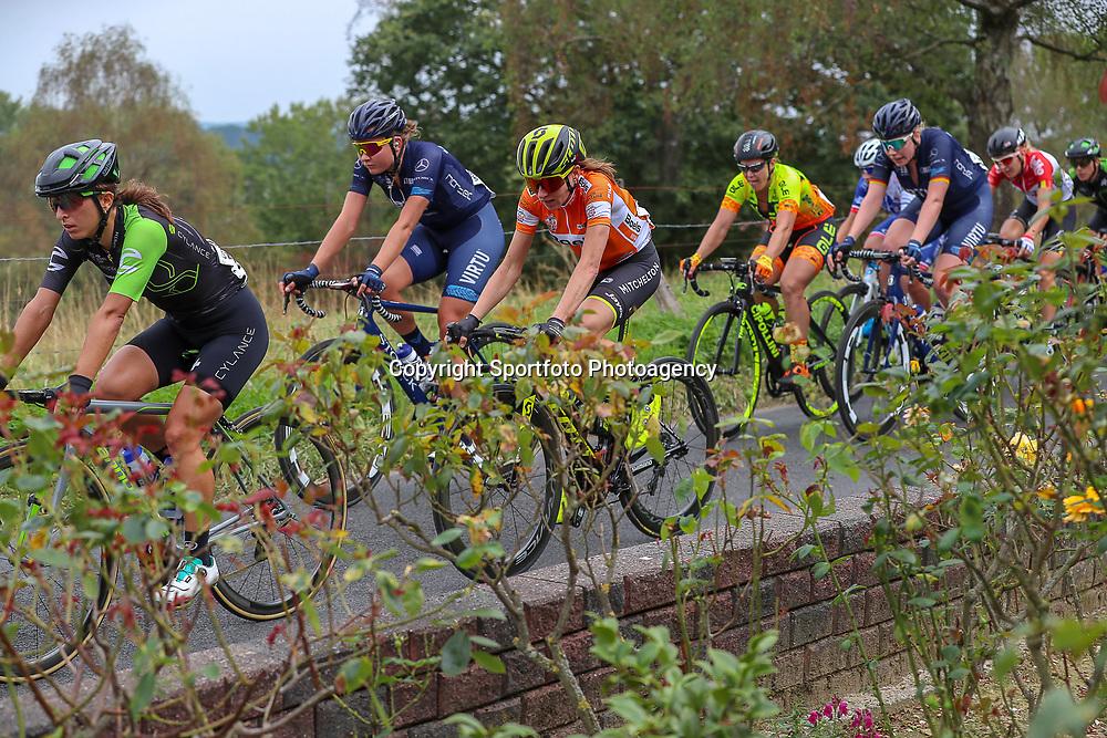 29-08-2018: Wielrennen: Ladies Tour: Nijmegen<br />Annemiek van Vleuten