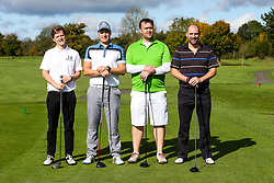 Heineken UK take part in the Annual Bristol Rovers Golf Day - Rogan/JMP - 09/10/2017 - GOLF - Farrington Park - Bristol, England - Bristol Rovers Golf Day.