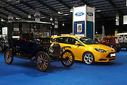 RIAC Classic Car Show 2013, RDS, Ford, 1920? A fascinating car from the first half of the twentieth century. Irish, Photo, Archive.