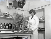chante clair laboratories clonlea dundrum dublin 15-10-1954,