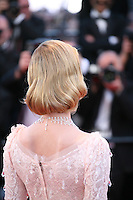 Eva Herzigova at the gala screening of the film Moonrise Kingdom at the 65th Cannes Film Festival. Wednesday 16th May 2012, the red carpet at Palais Des Festivals in Cannes, France.