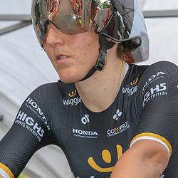 28-08-2018: Wielrennen: Ladies Tour: Arnhem<br />Lisa Brennauer