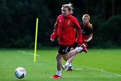 Frankie Brown of Bristol City Women during training at Failand - Mandatory by-line: Robbie Stephenson/JMP - 26/09/2019 - FOOTBALL - Failand Training Ground - Bristol, England - Bristol City Women Training