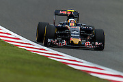 April 15-17, 2016: Chinese Grand Prix, Shanghai, Carlos Sainz Jr. Scuderia Toro Rosso