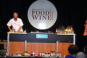 The Atlantic City Food and Wine Festival is held at the Bally's Hotel & Casino on the Boardwalk. The weekend's events include a public trade show along with culinary demonstrations by some the country's most talented chefs. Guest are encouraged to learn and taste from a variety of recipes. The event is hosted by former White House Chef Guy Mitchell