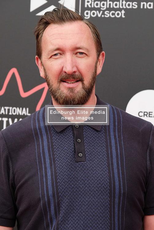 Edinburgh International Film Festival, Thursday 22nd June 2017<br /> <br /> The Juror's photocall<br /> <br /> Ralph Ineson<br /> <br /> (c) Alex Todd | Edinburgh Elite media