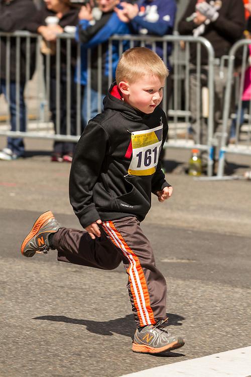 Boston Marathon Tribute Mile