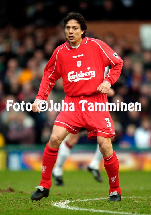 Stock Season 2001-02<br /> Jari Litmanen - Liverpool
