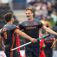 25 Netherlands - China (QF3)