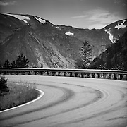 The Beartooth Mountains in Montana and Wyoming have one of the best roads in the world. This is one of the nine images I used in my final presentation titled 'Roads' at Rocky Mountain School of Photography. Missoula Photographer, Missoula Photographers, Montana Pictures, Montana Photos, Photos of Montana