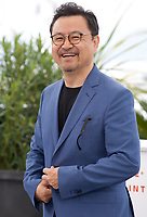 Director Lee Won-tae at The Gangster, The Cop, The Devil film photo call at the 72nd Cannes Film Festival, Thursday 23rd May 2019, Cannes, France. Photo credit: Doreen Kennedy