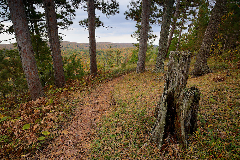 Porcupine Mountains State Park<br /> Michigan's Upper Peninsula