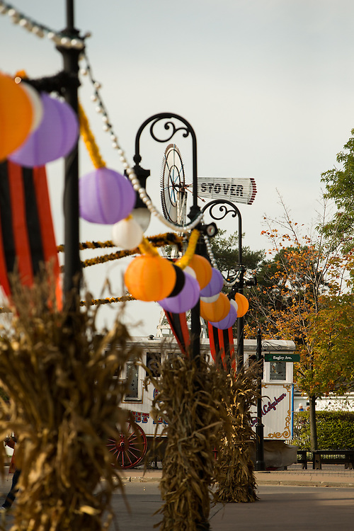 Decorations for Greenfield Village's annual Fall Flavors event.  Photographed for The Henry Ford by PR Photographer KMS Photography