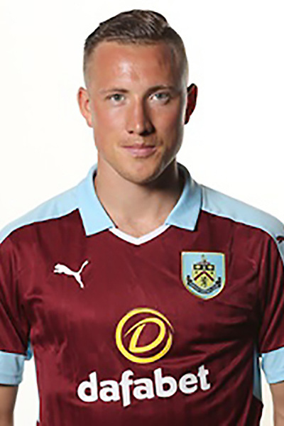 BURNLEY, ENGLAND - JULY 20:  Fredrik Ulvestad of Burnley poses during the Premier League portrait session on July 20, 2016 in Burnley, England. (Photo by Barrington Coombs/Getty Images for Premier League)
