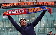 Manchester United v FC Basel - 12 Sept 2017