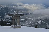 03: WHISTLER OLYMPIC STATUE, TRAM, ZIPLINE