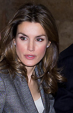 DEC 3 2012 Princess of Spain, Letizia