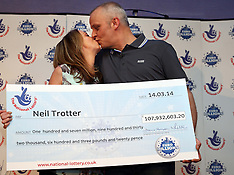 MAR 18 2014 Euromillions lottery winner