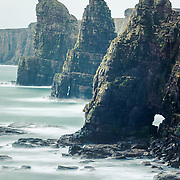 The mighty sea stacks of Duncansby Head, Caithness