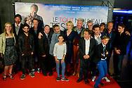 "Previeuw of the film ""Le Tout Nouveau Testament"" from Jaco Van Dormael with Benoit Poevoorde, Pili Groyne, Johan Hedenbergh, Pascal Duquenne, David Murgia, Serge Larivière, Laura Verlinden, Sandrine Laroche. Brussels, 25 august 2015"