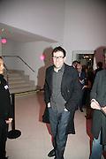 Dexter Dalwood,  Whitechapel and Hogan present Art Pls Drama Party 2007. Whitechapel Gallery. London. 8 March 2007. -DO NOT ARCHIVE-© Copyright Photograph by Dafydd Jones. 248 Clapham Rd. London SW9 0PZ. Tel 0207 820 0771. www.dafjones.com.