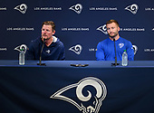 Apr 23, 2019-NFL-Los Angeles Rams Press Conference