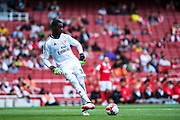 Benfica GK Varela during the Emirates Cup 2017 match between Leipzig and Benfica at the Emirates Stadium, London, England on 30 July 2017. Photo by Sebastian Frej.
