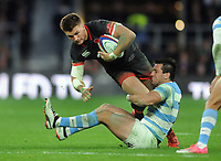 Rugby Union - 2017 Old Mutual Wealth Series (Autumn Internationals) - England vs. Argentina<br /> <br /> Henry Slade of England, at Twickenham.<br /> <br /> COLORSPORT/ANDREW COWIE