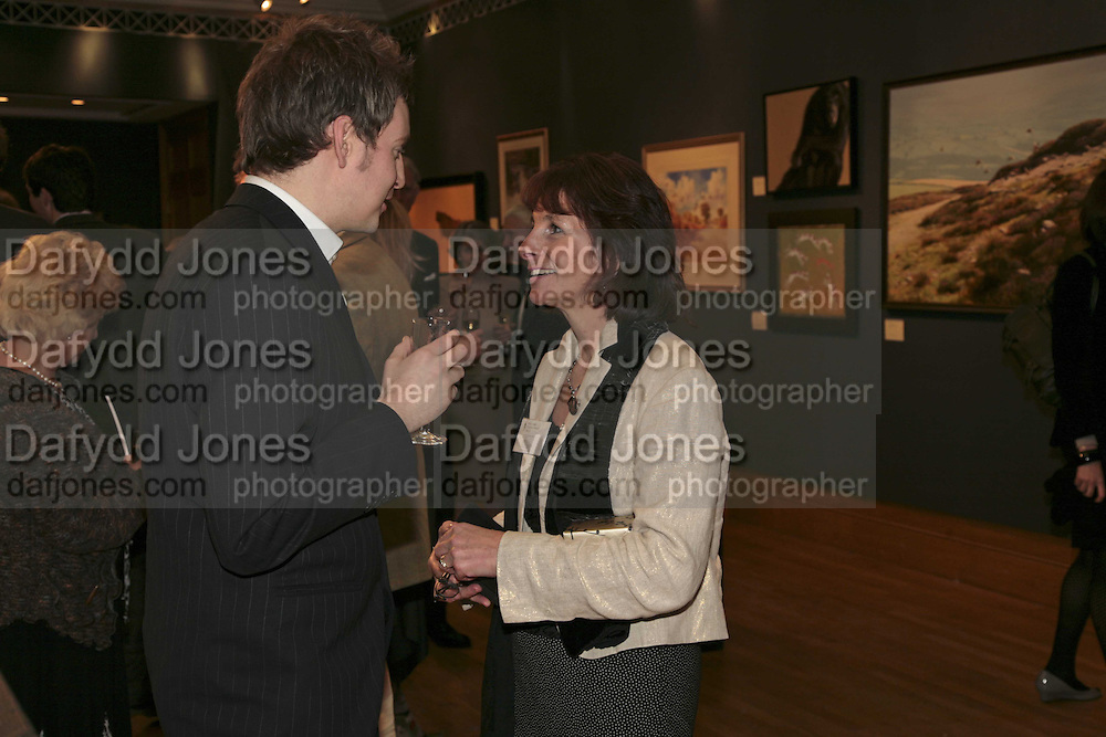Morag Walker, Reception and auction of Wildlife and Sporting Art in aid of the game Conservancy Trust. Christie's. King St. London W1. 12 December 2006. ONE TIME USE ONLY - DO NOT ARCHIVE  © Copyright Photograph by Dafydd Jones 248 CLAPHAM PARK RD. LONDON SW90PZ.  Tel 020 7733 0108 www.dafjones.com