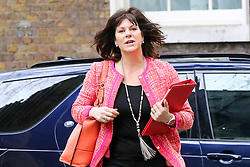 © Licensed to London News Pictures. 19/03/2019. London, UK. Claire Perry - Minister of State at Department for Business Energy and Industrial Strategy arrives in Downing Street for the weekly Cabinet meeting. Photo credit: Dinendra Haria/LNP