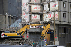 Stop Demolition St James Centre | Edinburgh | 1 March 2017