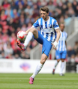 Dale Stephens during the Sky Bet Championship match between Middlesbrough and Brighton and Hove Albion at the Riverside Stadium, Middlesbrough, England on 2 May 2015.