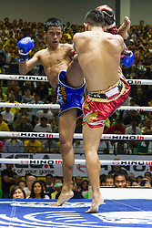 Muay Thai - Lumpinee Stadium, King's Birthday Show, December 2014