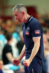03-05-2017 ITA: Igor Gorgonzola Novara - Liu Jo Volley Modena, Novara<br /> Final playoff match 2 of 5 / Coach FENOGLIO MARCO <br /> <br /> ***NETHERLANDS ONLY***