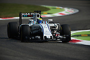 September 2, 2016: Felipe Massa (BRA), Williams Martini Racing , Italian Grand Prix at Monza