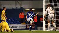 Photo: Ashley Pickering.<br />Ipswich Town v Preston North End. Coca Cola Championship. 17/10/2006.<br />Alan Lee celebrates his goal