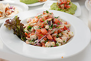 Ceviche Mixto at El Paraiso ($5.50) - OFF - presidents day<br /> , tulum, $110MX