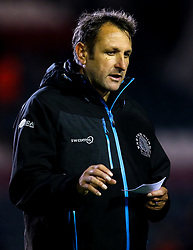 Exeter Chiefs Head Coach Ali Hepher - Mandatory by-line: Robbie Stephenson/JMP - 27/09/2019 - RUGBY - Welford Road - Leicester, England - Leicester Tigers v Exeter Chiefs - Premiership Rugby Cup