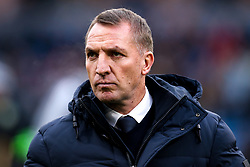 Leicester City manager Brendan Rogers - Mandatory by-line: Robbie Stephenson/JMP - 19/01/2020 - FOOTBALL - Turf Moor - Burnley, England - Burnley v Leicester City - Premier League