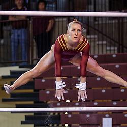 Gymnastics vs. Illinois