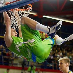 20120713: SLO, Basketball - U20 European Championship Men Slovenia 2012, Sweden vs Slovenia