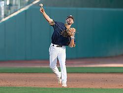 2017 A&T Baseball vs UNC-Greensboro \ www.ncataggies.com - Photo by: Kevin L. Dorsey