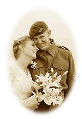 1940s Wedding Katie Katie