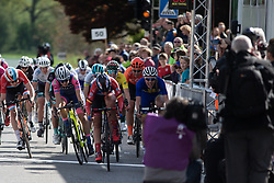 Lisa Brennauer (GER) of WNT Rotor Pro Cycling wins Stage 2 of 2019 Festival Elsy Jacobs, a 111.1 km road race starting and finishing in Garnich, Luxembourg on May 12, 2019. Photo by Balint Hamvas/velofocus.com