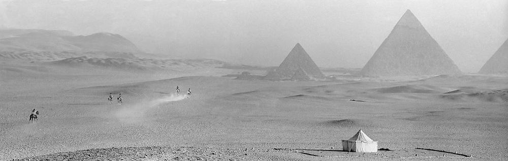 The Grateful Dead – Egypt 1978 - Location