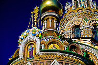 Church of the Resurrection, St. Petersburg, Russia