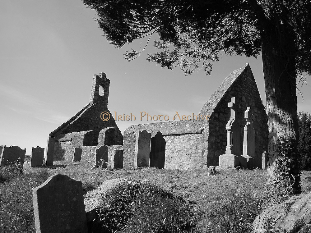 Kilgobbin Church, Stepaside, Dublin ñ 1707,