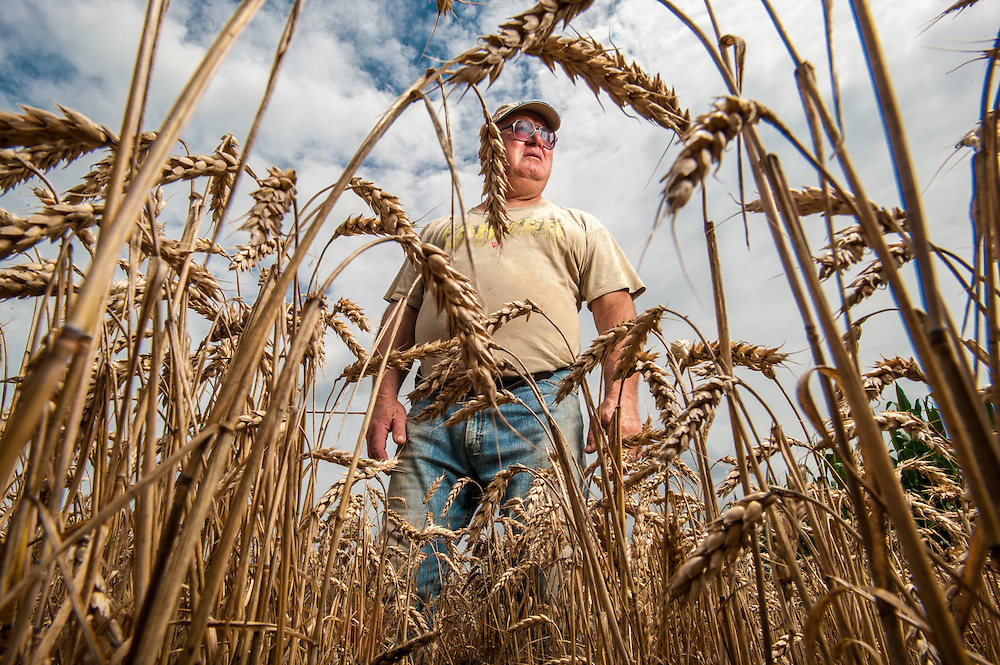 Bill Boyd, Berks County PA<br /> Grain and Dairy farmer
