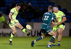 AJ MacGinty of Sale Sharks - Mandatory by-line: Matt McNulty/JMP - 15/09/2017 - RUGBY - AJ Bell Stadium - Sale, England - Sale Sharks v London Irish - Aviva Premiership